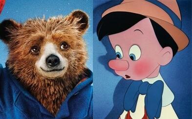 Hranú verziu disneyovky Pinocchio nakrúti režisér oboch dielov Paddingtona. Kedy sa začne natáčať?