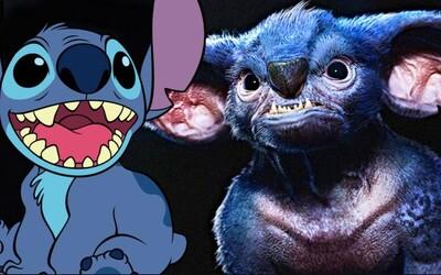 Hraný remake Lilo a Stitch údajne nevyjde v kinách, ale na Disney+. Natáčanie by sa malo začať tento rok na Havaji