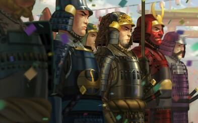 Hrdí zabijaci so striktným kódexom cti a hlbokou lojalitou k cisárovi. Spoznajte bojové jednotky feudálneho Japonska