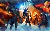 Hrdinovia a záporáci z Flasha a Arrowa sa nebezpečne hrajú s časom v novom traileri na Legends of Tomorrow