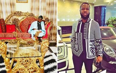 Hriešne bohatá mládež z africkej Nigérie sa chváli aj izbami so zlatým nábytkom. Miestni si vedia užívať život
