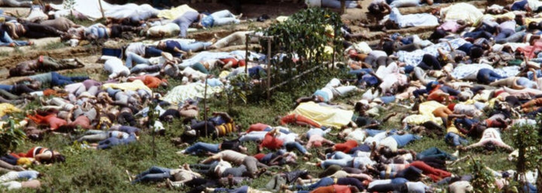 Hromadná sebevražda více než 900 členů sekty v džungli Guyany otřásla v 70. letech světem