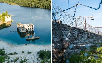 Hrozivá sovietska väznica v Estónsku, ktorú pred rokmi pochovala voda. Dodnes tam zomierajú ľudia a potápači ju milujú