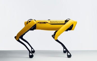 Hrozivě dokonalého autonomního robota Boston Dynamics si už můžeš objednat. Stojí 1,75 milionu korun