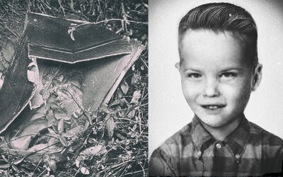 Hrôzostrašný nález malého chlapca, ktorý bol usmrtený a nájdený v škatuli, sa nepodarilo objasniť ani po 60 rokoch