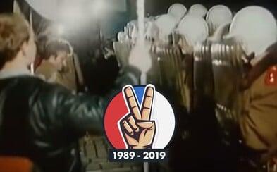 Tvrdý zásah proti studentům 17. listopadu 1989 spustil sametovou revoluci a způsobil pád komunismu. Lidi bili obušky i na útěku