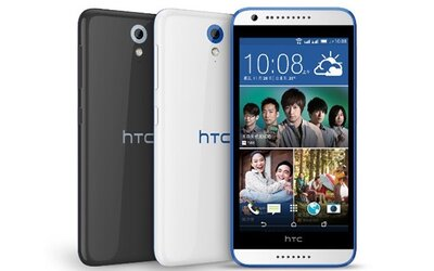 HTC Desire 620: novinka s HD displejom predstavená