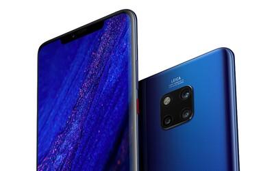 Huawei má problém. Jeho smartphony nebudou mít přístup k službám Googlu