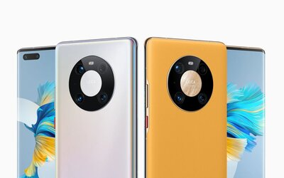 Huawei Mate 40 Pro je tu. Možno posledná vlajková loď značky