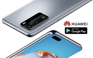 Huawei nebude moci využívat služeb Googlu až do poloviny roku 2021. Jeho nové telefony tě tak zřejmě moc neohromí