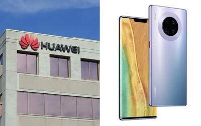 Huawei nemůže využívat služeb Googlu, vývojářům proto rozdá miliardu dolarů