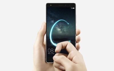 Huawei předběhl Apple a představil první smartphone, který dokáže rozlišit sílu dotyku