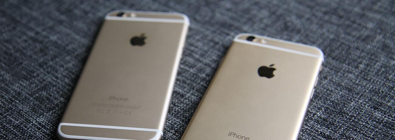 Huawei rozdával lidem čekajícím v řadě na nový iPhone powerbanky. Prý se jim s mobilem od Applu budou hodit