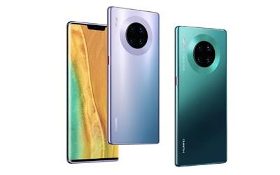 Huawei ukázal nadupaný Mate 30, musí se však obejít bez Google aplikací a obchodu