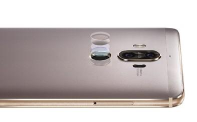 Huawei ukázal novú vlajkovú loď Mate 9 s duálnym Leica foťákom, obrovským displejom a poriadnym výkonom