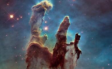 Hubbleův teleskop slaví čtvrtstoletí. Sleduj 25 přenádherných snímků kosmu, které během let pořídil