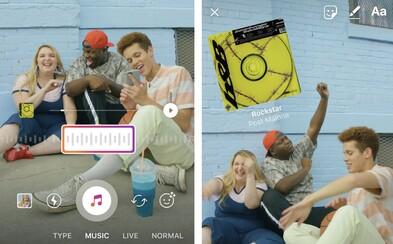 Hudbu do instagramových Stories už môžeš pridávať aj na Slovensku