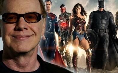Hudbu k tímovke Justice League dokončí skladateľ Danny Elfman, ktorý vo vodách superhrdinského žánru rozhodne nie je žiadnym nováčikom