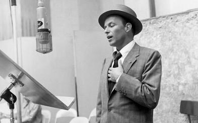 Hudobné legendy 20. storočia #2 - Frank Sinatra, symbol elegancie