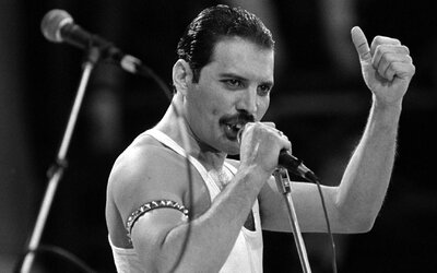 Hudobné legendy 20. storočia #5 - Freddie Mercury, Kráľ
