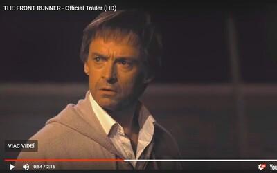 Hugh Jackman si zahrá politika Garyho Harta, ktorý sa takmer stal prezidentom, no sexuálny škandál ho pripravil o všetko