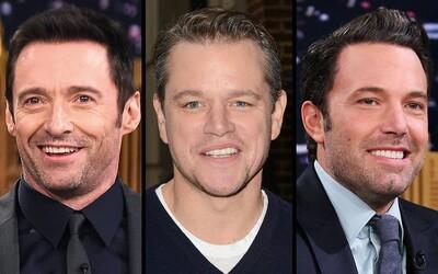 Hugh Jackman si zahraje apoštola Pavla ve filmu, který produkují Affleck a Damon