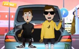 Hugo Toxxx a 15letý Kriso vydali animovaný klip. Sen každého rapera se ztělesnil v Neviem nič