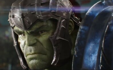 Hulk bojuje v gladiátorské aréně proti naivnímu Thorovi. Sledujte úžasný první trailer pro Thor: Ragnarok