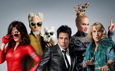 Humorem a hvězdami nabitá komedie Zoolander 2 už brzy v kinech! Pusť si poslední trailer před premiérou