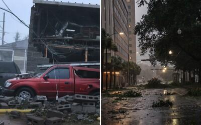 Hurikán Ida nad štátom Mississippi zoslabol na tropickú búrku. Obyvatelia majú naďalej očakávať tornáda a stovky milimetrov zrážok