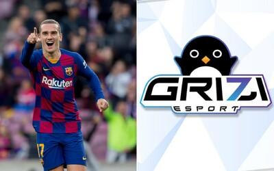 Hvězda Barcelony Griezmann zakládá e-sport tým, bude se věnovat Fortnitu i Counter-Striku