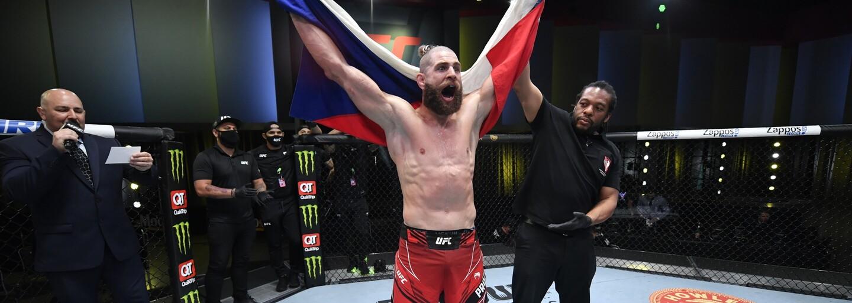 Hvězda UFC Jiří Procházka: Jdeme si pro světové prvenství, odmítnout titulový boj kvůli jiné výzvě by bylo troufalé (Rozhovor)