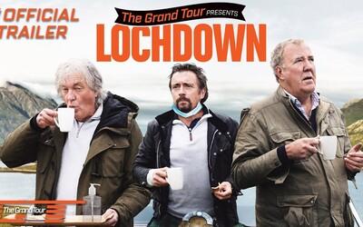 Hvězdné trio z Top Gearu je zpět. Na nový The Grand Tour s americkými klasikami nás láká oficiální trailer