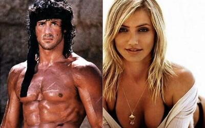 Hvězdy z Hollywoodu, které začínaly v pornu. Sylvester Stallone, Cameron Diaz a mnoho dalších se za svoji minulost stydí