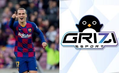 Hviezda Barcelony Griezmann zakladá e-sport tím, bude sa venovať Fortnitu aj Counter-Strike