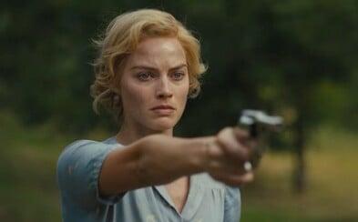Hvězda Peaky Blinders jde po krku bankovní lupičce Margot Robbie. Nakonec se však do ní zamiluje