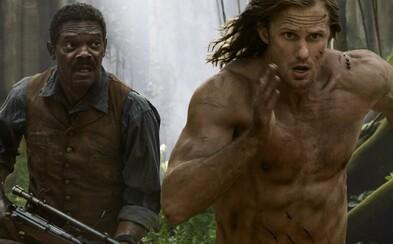 Hviezdami nabitý Tarzan bráni opice a bojuje proti ľuďom v nablýskanom IMAX traileri