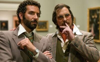 Hviezdne obsadené American Hustle predstavuje ďalší trailer