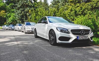 Hviezdne tátoše a nezabudnuteľná atmosféra, aj o tom bola tohtoročná Mercedes-Benz Tour 2015 (Report)