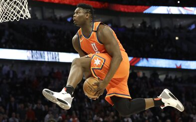 Hviezdy NBA pomôžu pracovníkom štadiónov. Zion Williamson zaplatí všetkým mesačnú výplatu