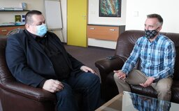 Hygienik Mikas sa stretol s Marošom Molnárom z Extrémnych premien: Nie som nepriateľom športu, hoci to tak môže pôsobiť