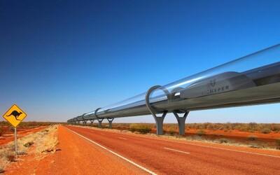 Hyperloop prošel prvním testem a zvládl ho nečekaně dobře. Za pět sekund dosáhl rychlosti 110 kilometrů za hodinu