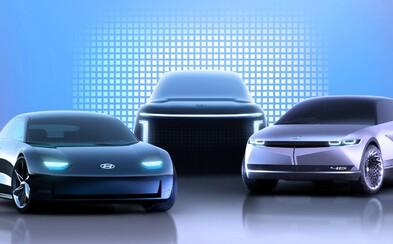 Hyundai chce být lídrem na trhu elektromobilů, vytváří proto značku IONIQ pro elektrické modely
