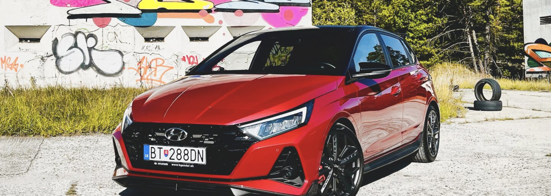 Hyundai nás opět překvapil. Nové i20 N je bezkonkurenční sportovní auto ve své cenové hladině