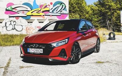 Hyundai nás opäť prekvapil. Nové i20 N je bezkonkurenčné športové auto vo svojej cenovej hladine