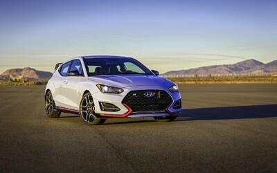 Hyundai po famóznom i30 N zaraďuje do svojej športovej divízie N ďalší model, nový Veloster