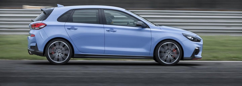 Hyundai postavil svůj první pekelný hot-hatch. Má dvoulitr, 275 koní a povedený design