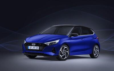 Hyundai ukázal novou i20. Mladého zákazníka osloví stylový design a moderní technologie