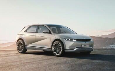 Hyundai začína novú éru elektrickej mobility. IONIQ 5 klame telom a ponúka nevídanú techniku