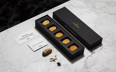I brambůrky mohou být luxusní. V limitované edici za nejdražší lupínek na světě zaplatíš víc než 300 Kč